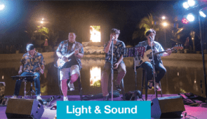 Light Sound